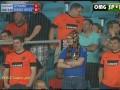 Манита. Московское Динамо уничтожает Данди Юнайтед