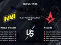 NaVi - Astralis: прогноз и ставки букмекеров на матч BLAST Premier Spring Series 2020