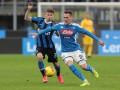 Наполи минимально переиграл Интер в Кубке Италии