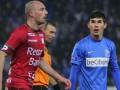Малиновский получил желтую карточку в дебютном матче за Генк