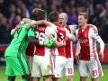 Аякс разгромил Лион в первом полуфинале Лиги Европы
