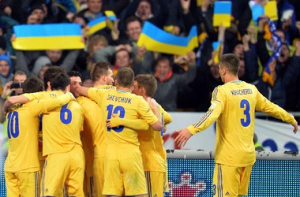 Сборная Украины подготовит США к чемпионату мира