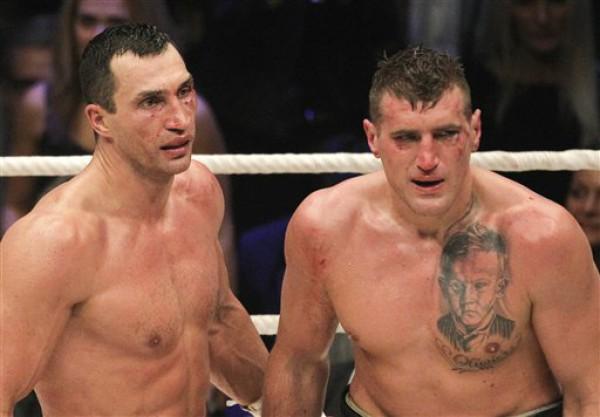 Мариуш Вах признал, что бой был самым тяжелым в его карьере