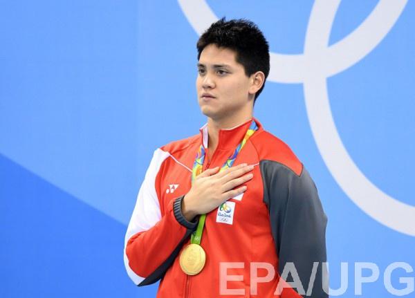 Шоллинг опередил самого Фелпса и добыл золотую медаль для Сингапура