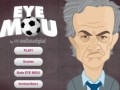 Ткни в глаз Моуриньо. Испанцы создали игру для iPhone, в которой можно отомстить за тренера Барселоны