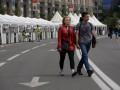 Колесников раскритиковал фан-зону Евро-2012 в Киеве