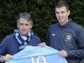 Манчини: Очень рад, что Манчестер Сити приобрел Джеко