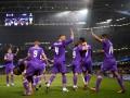Король Испании пришел в раздевалку Реала после победы над Ювентусом