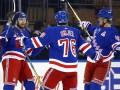НХЛ: Рейнджерс разгромил Филадельфию, Торонто в овертайме уступил Сент-Луису