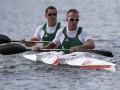 Дуэт байдарочников приносит золото Олимпиады-2012 для Венгрии