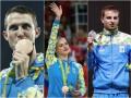 Одиннадцать триумфов: Все медали олимпийской сборной Украины