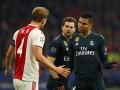 Реал с трудом переиграл Аякс, вырвав победу на последних минутах