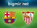 Барселона - Севилья 2:0 Трансляция финала Кубка Испании