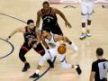 Плей-офф НБА: Торонто в гостях обыграл Голден Стэйт и вышел вперед в финальной серии