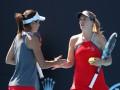 Ролан Гаррос (WTA): Савчук прошла в третий раунд в парном разряде