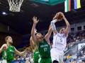 Отбор Евробаскета: Украина стартовала с победы над Болгарией