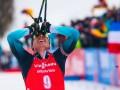 Биатлон: Пидручный стал 14-м в пасьюте, победу в гонке одержал Фийон-Майе
