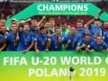 Ровно год назад сборная Украины U-20 выиграла чемпионат мира