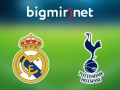 Реал Мадрид - Тоттенхэм 1:1 трансляция матча Лиги чемпионов