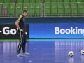 Косенко: Разобрали ошибки и готовимся к матчу с Испанией