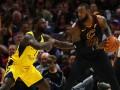 НБА: Кливленд добыл важную победу над Индианой