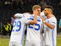 Динамо, Арсенал и еще три команды вышли в плей-офф Лиги Европы
