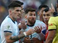 Аргентина подала апелляцию на удаление Месси в матче Копа Америка