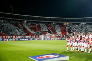 В УЕФА подозревают, что матч ПСЖ - Црвена Звезда был договорным