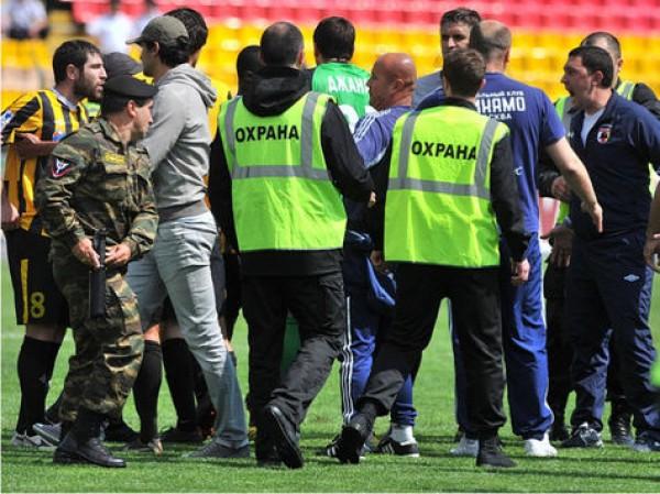 Участники драки получили серьезные наказания