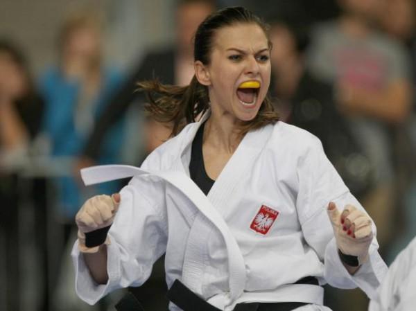 Анна Стачурска стала чемпионкой мира по каратэ