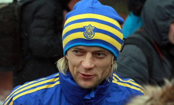 Анатолий Тимощук будет голосовать за Рибери