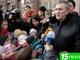 Черновецкому задали ряд непростых вопросов / Фотографировала Таисия Стеценко / Газета 15 минут