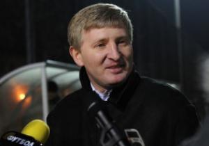Ахметов заявил, что летом продлит контракт с Луческу