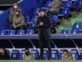 Симеоне - о матче с Челси: Они просто были лучше, больше сказать нечего