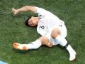Корейская медицина в деле: ногу травмированного игрока замотали в пищевую пленку