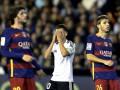 Барселона не сумела обыграть Валенсию в Кубке Испании