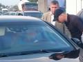 Киевская полиция задержала Григория Суркиса, нарушавшего ПДД