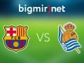 Барселона - Реал Сосьедад Трансляция матча чемпионата Испании