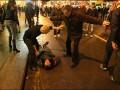 В Петербурге фанаты Зенита избили милиционера