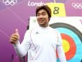 Корейский лучник, установивший мировой рекорд на Олимпиаде, практически слеп