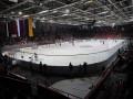 ХК Донбасс отрицает информацию об отказе делить с БК Донецк арену для проведения матчей