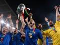 Италия вошла в историю чемпионатов Европы