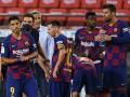 Барселона впервые с 2014 года не сумела выиграть ни чемпионат, ни Кубок Испании