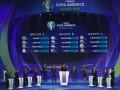 Копа Америка-2019: результаты жеребьевки группового этапа