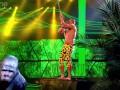 Боксер-чемпион выступил в финале британского гимнастического шоу