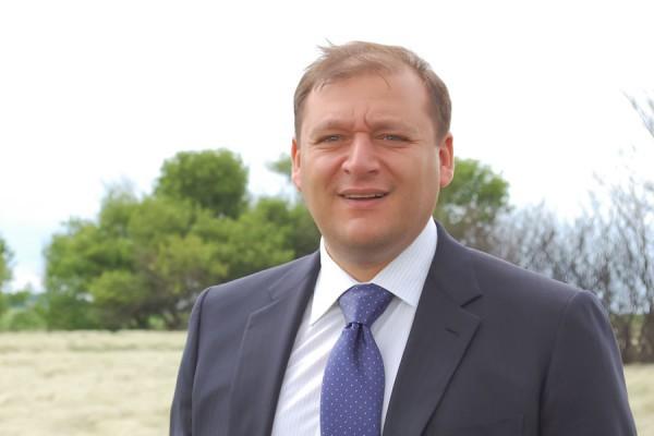 Добкин хотел бы дисквалификации стадион Днепра
