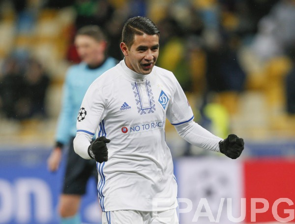 Динамо впервые забило шесть мячей в основном раунде Лиги чемпионов