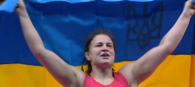 Бережная завоевала серебро чемпионата мира по вольной борьбе
