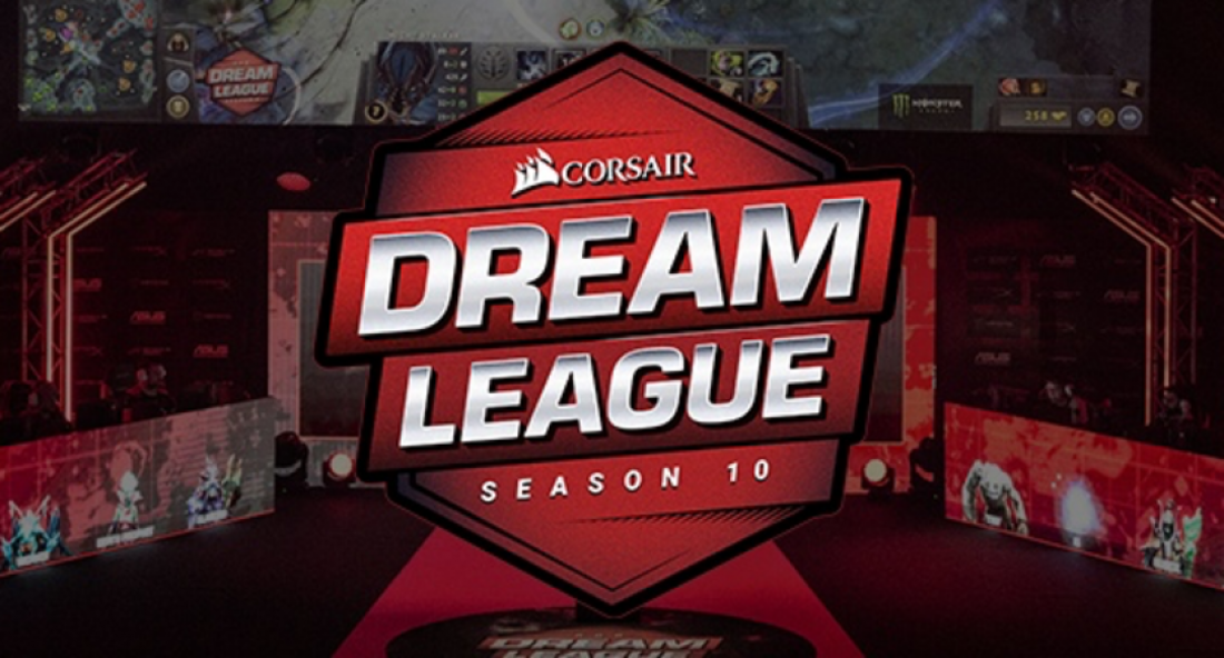 DreamLeague Season 10: видео онлайн трансляция турнира