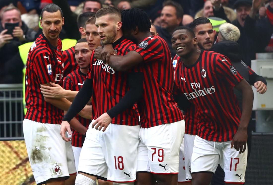 Милан - Удинезе: видео голов и обзор матча